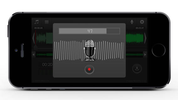 Ringtone Studio Pro Screen 2