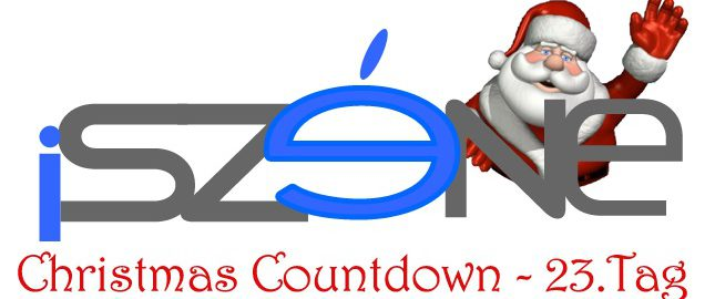 Christmas Countdown Tag 23