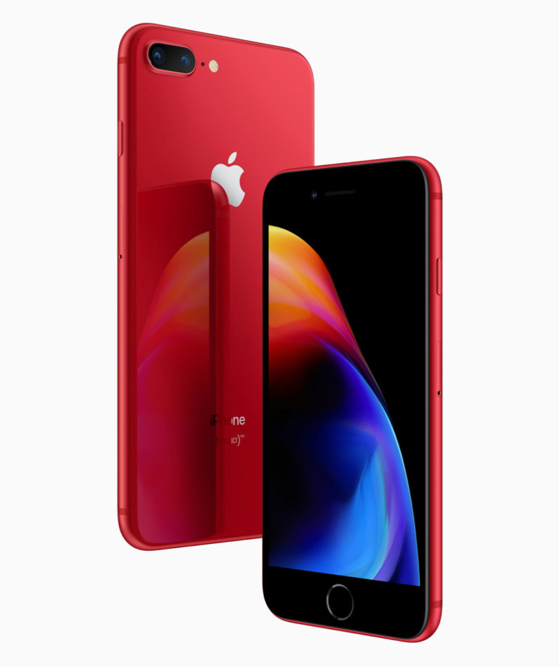product red neue iphone 8 modelle ab morgen erh ltlich. Black Bedroom Furniture Sets. Home Design Ideas