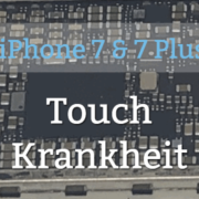 iPhone 7 Touch Krankheit